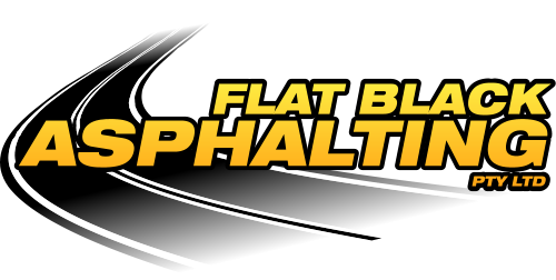 Flat Black Asphalting
